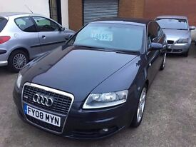 FOR SALE Audi A6 S-Line 2.0 Diesel FULL SERVICE HISTORY
