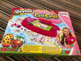 Shopkins cool cardz designer