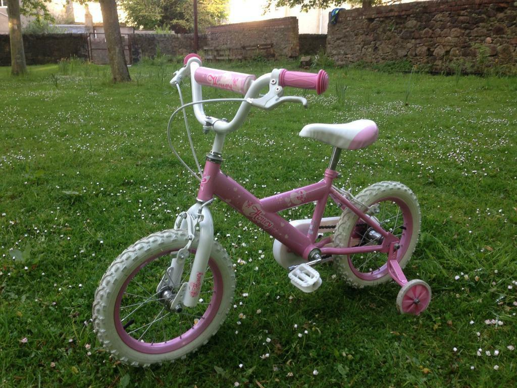 Kids bicycle - Girls bike for 4-6 years