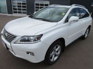 2013 Lexus RX 350 AWD! BACK-UP! ALLOY! SUNROOF! HEATED! LEATHER!