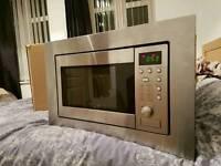 Glen dimplex built in microwave