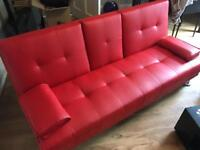 3 Seater Sofa / Sofa Bed - Nearly New / Barely Used