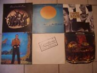 VINYL RECORD COLLECTION - 28 ALBUMS (TWO DOUBLES) AND 4 12inch SINGLES