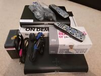 Sky + HD box remote and router 2 available £20 each