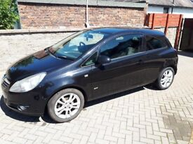 Vauxhall corsa 1.2L sxi