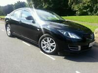 MAZDA 6 S 2.2 DIESEL 2009 09'REG 140-BHP **1 KEEPER**NEW SHAPE**MINT CONDITION**
