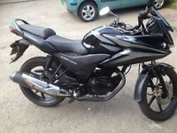 Honda CBF 125cc 2009