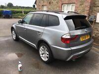BMW X3 2.0 D M SPORT