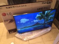BRAND NEW LG 43 inch 4K ultra he smart led hdr tv. Latest model.£290NO OFFERS. CAN DELIVER