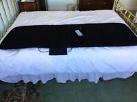 Jocca Whole Body Massage Mattress - by QVC - Brand new, never used !