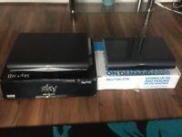 *** SKY+ HD 2TB WIFI BOX + EXTRAS - NEEDS TO GO ASAP!! ***