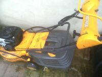 Partner petrol lawnmower for spares or repair