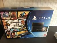 PS4 console box only