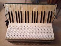 Hohner Tango II beautiful old accordion