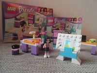 Lego Friends Emma's Design Studio 3936 (retired set)