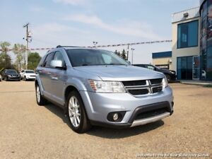 2013 Dodge Journey R/T-7 PASSENGER-ACCIDENT FREE-LOW MONTHLY PAY