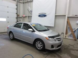 2013 Toyota Corolla CE - HAS EXT. WARRANTY + WINTER TIRES!