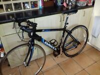 16 Speed Dawes Giro 300 Pro series Road Racing Bike,Aluminium,Used,
