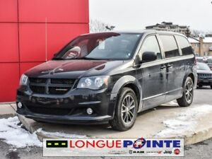 2018 Dodge Grand Caravan GT- CAM DE RECUL - BLUETOOTH - CUIR