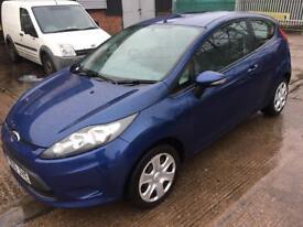 Ford Fiesta 1.4 diesel 2009 new shape £30 tax