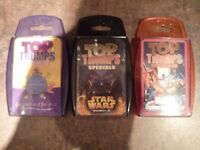 Top Trumps bundle (9 sets)