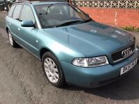 Audi A4 1.8 Sport 5dr Estate 12 months mot only £950-