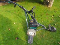 PowaKaddy folding electric golf trolley