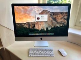 27inch Apple iMac - Mint condition