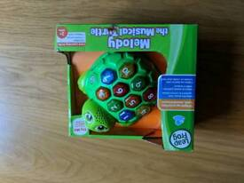 Musical turtle 2+ yrs - rrp 24£