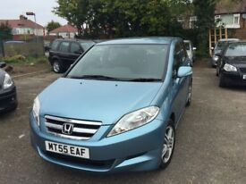 HONDA 6 SEATER MPV, SERVICE HISTORY, AIR CON, ALLOY WHEELS, MOT, MULTIPLE AIBAGS, EXCELLENT CONDITIO