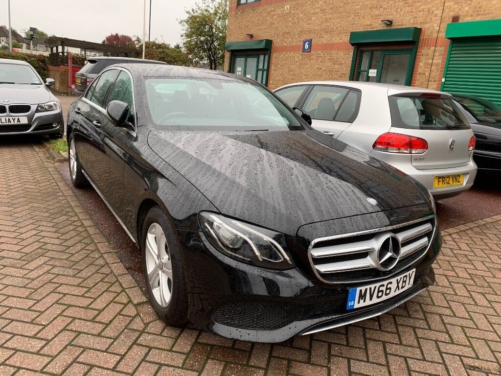 Pco Ready Mercedes E Class E220d For Hire Rent Ready For Uber Lux