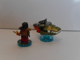 Lego Dimensions Cragger (Chima) Fun pack