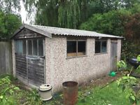 Garage or large shed for Sale or FREE