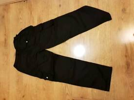Combat trousers x4 brand new 2 types