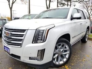 2018 Cadillac Escalade EXT PLATINUM AS NEW YOU SEE IT/LOW