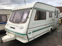 5 berth compass vantage 510 lightweight swift elddis abi MONDAY SALE