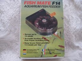 AUTOMATIC FEEDER FOR FISH.