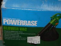 Powerbase Garden Blower Vac