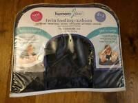 Twin feeding cushion (Harmony Duo)