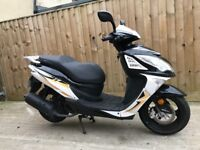 125cc scooter moped 1000miles
