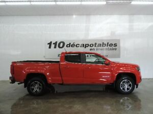 2016 Chevrolet Colorado WT 4x4 CREW CAB
