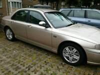 Rover 75 cdti automatic swaps