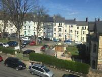 1 bed flat to rent in Clytha square. Newport.