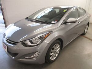 2015 Hyundai Elantra Sport! ALLOYS! SUNROOF! HEATED SEATS!