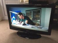 "Samsung 32"" LCD TV in good condition."
