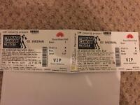 Ed Sheeran Tickets - Royal Albert Hall - £450 per ticket