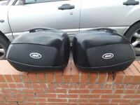 Givi V35 Motorcycle Panniers (pair)