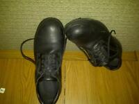 Steel toes shoes size 12