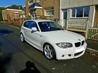 BMW 1 SERIES, 118 M SPORT, 3DR, 2.0LTR