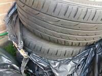 Skoda Octavia wheels+the spare